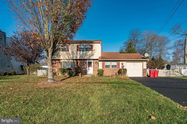 777 Wallace Drive, WARMINSTER, PA 18974 (#PABU516036) :: Better Homes Realty Signature Properties