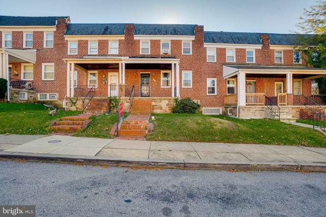 3217 Lawnview Avenue, BALTIMORE, MD 21213 (#MDBA531922) :: The Sky Group