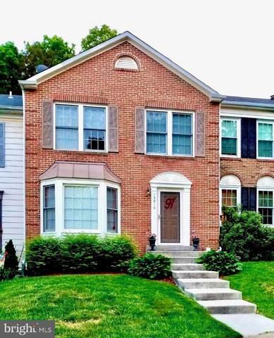 12810 Misty Lane, WOODBRIDGE, VA 22192 (#VAPW510090) :: The Riffle Group of Keller Williams Select Realtors