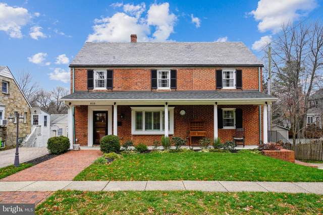 818 Ridgeleigh Road, BALTIMORE, MD 21212 (#MDBC513338) :: The Riffle Group of Keller Williams Select Realtors
