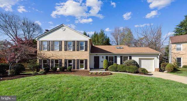1727 Chesterford Way, MCLEAN, VA 22101 (#VAFX1168522) :: RE/MAX Cornerstone Realty