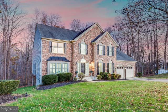 15107 Peregrine Court, BOWIE, MD 20721 (#MDPG589014) :: Integrity Home Team