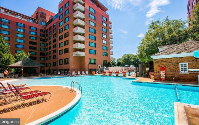 1111 Arlington Boulevard #624, ARLINGTON, VA 22209 (#VAAR172888) :: The Dailey Group