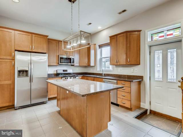 533 S Luzerne Avenue, BALTIMORE, MD 21224 (#MDBA531942) :: The Sky Group