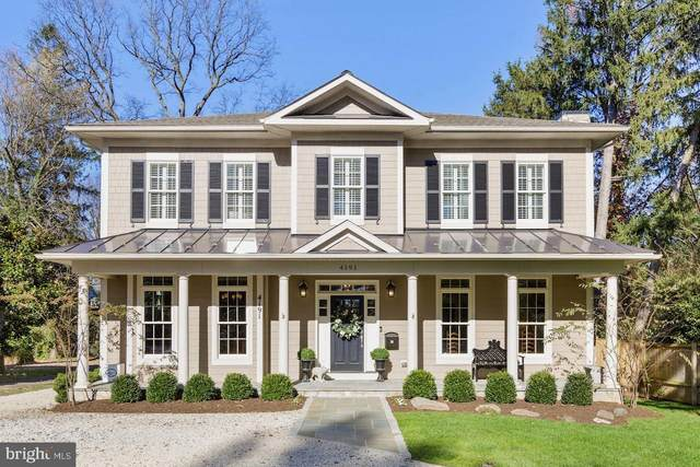 4191 Bradley Lane, CHEVY CHASE, MD 20815 (#MDMC735392) :: Great Falls Great Homes