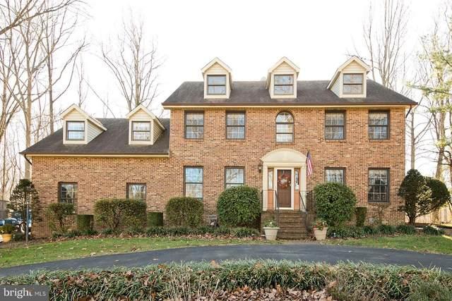 123 Old Forest Circle, WINCHESTER, VA 22602 (#VAFV160910) :: Crossman & Co. Real Estate