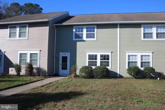 29595 Dutchmans Lane #803, EASTON, MD 21601 (#MDTA139850) :: McClain-Williamson Realty, LLC.