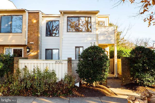 9701 Docena Drive, MONTGOMERY VILLAGE, MD 20886 (#MDMC735416) :: Great Falls Great Homes