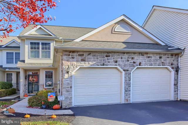 1815 Serene Way, LANCASTER, PA 17602 (#PALA173846) :: The Joy Daniels Real Estate Group