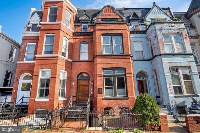 1133 6TH Street NW #3, WASHINGTON, DC 20001 (#DCDC497478) :: Ultimate Selling Team