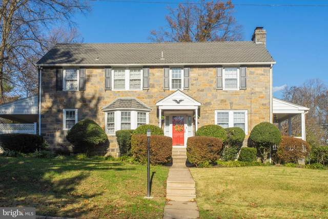 201 Marvin Road, ELKINS PARK, PA 19027 (#PAMC676342) :: The Toll Group