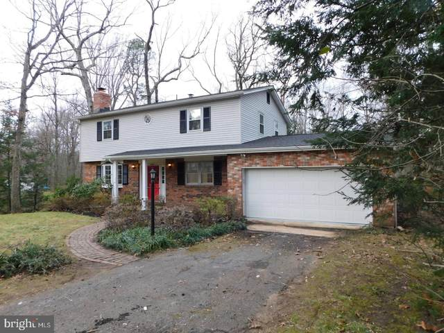 1341 Ashburton Drive, MILLERSVILLE, MD 21108 (#MDAA453216) :: Larson Fine Properties