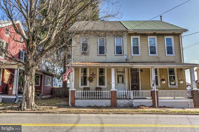 14 N College Street, MYERSTOWN, PA 17067 (#PALN116948) :: Iron Valley Real Estate