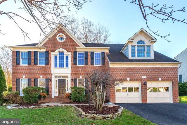 9211 Deveron Court, FAIRFAX STATION, VA 22039 (#VAFX1168600) :: ExecuHome Realty