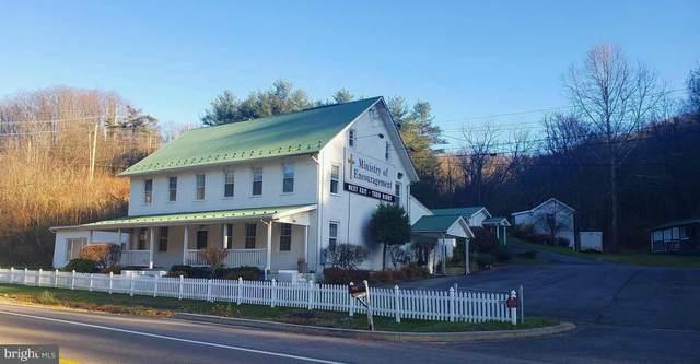 16000 Baltimore Pike NE, CUMBERLAND, MD 21502 (#MDAL135876) :: LoCoMusings