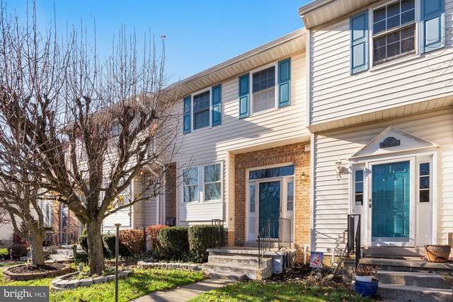 12 Blue Sky Drive, OWINGS MILLS, MD 21117 (#MDBC513402) :: The Paul Hayes Group | Keller Williams Keystone Realty