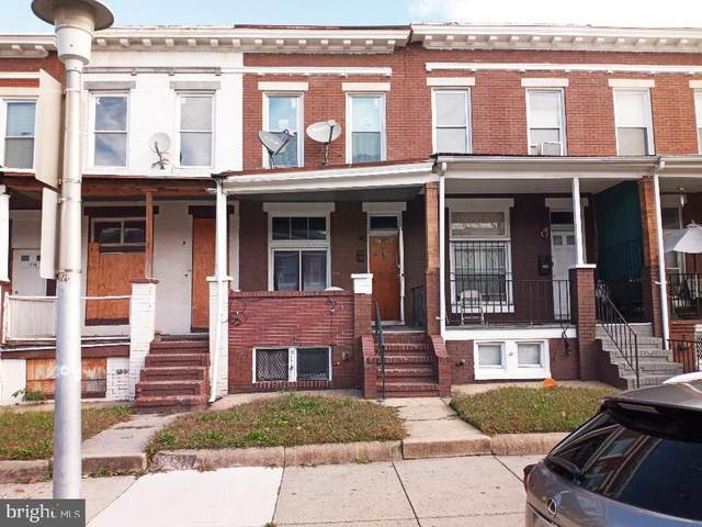 1714 Homestead Street, BALTIMORE, MD 21218 (#MDBA531974) :: The Sky Group