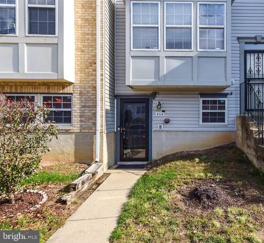 4134 Candy Apple Lane #5, SUITLAND, MD 20746 (#MDPG589056) :: The MD Home Team