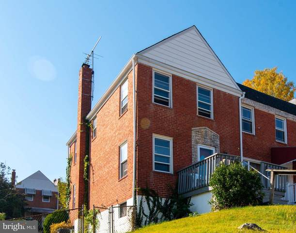2627 Kentucky Avenue, BALTIMORE, MD 21213 (#MDBA531986) :: Great Falls Great Homes