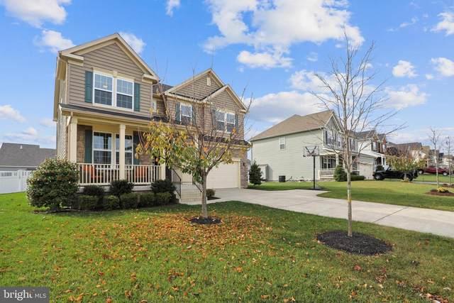 226 Bridgewater Drive, STEPHENS CITY, VA 22655 (#VAFV160926) :: Crossman & Co. Real Estate