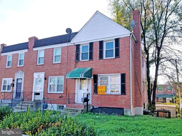 4379 Parkton Street, BALTIMORE, MD 21229 (#MDBA532006) :: The MD Home Team
