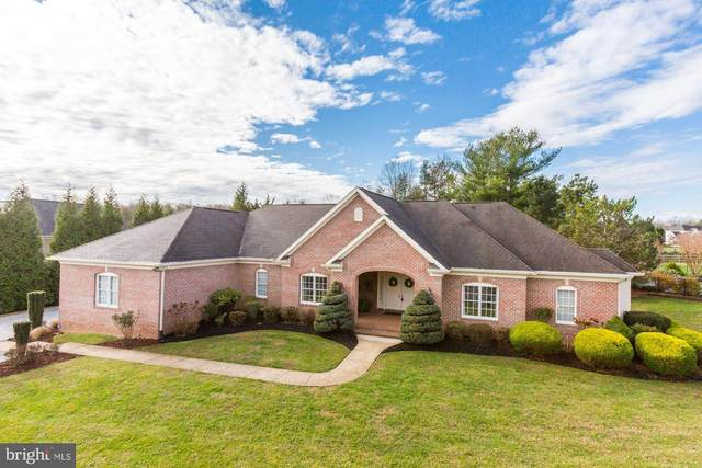 11607 Pindell Woods Drive, FULTON, MD 20759 (#MDHW288046) :: Ultimate Selling Team