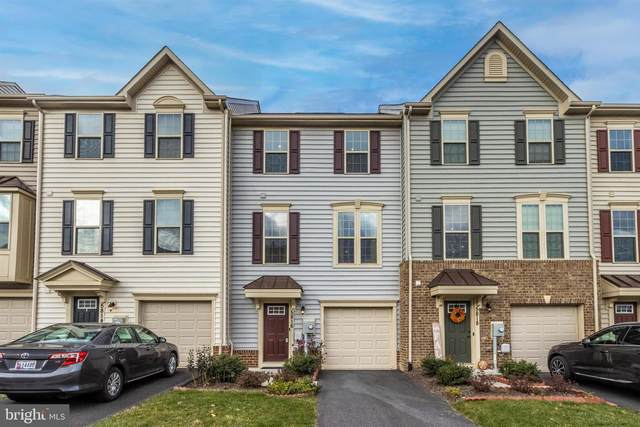5816 Rochefort Street, IJAMSVILLE, MD 21754 (#MDFR274278) :: Gail Nyman Group