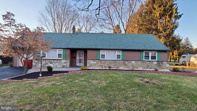 1116 Azalea Drive, WARMINSTER, PA 18974 (#PABU516108) :: Better Homes Realty Signature Properties