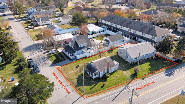 37480 Washington Street, REHOBOTH BEACH, DE 19971 (#DESU173376) :: The Lux Living Group
