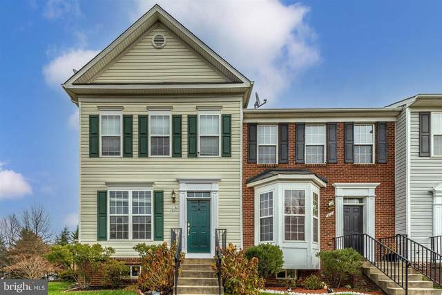 514 Sylvan Court, FREDERICK, MD 21703 (#MDFR274284) :: Great Falls Great Homes