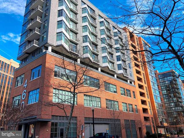 460 New York Avenue NW #403, WASHINGTON, DC 20001 (#DCDC497588) :: Ultimate Selling Team
