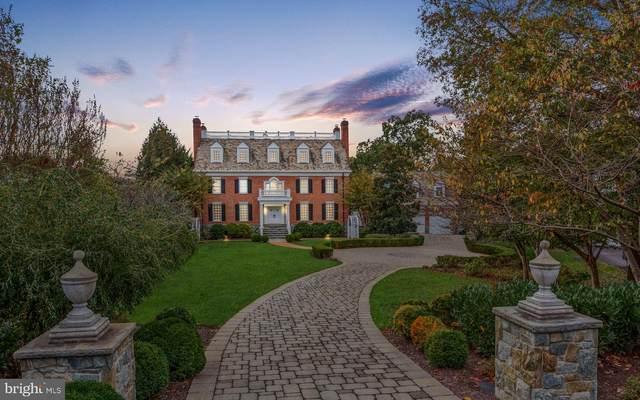 4007 Belle Rive Terrace, ALEXANDRIA, VA 22309 (#VAFX1168750) :: Certificate Homes