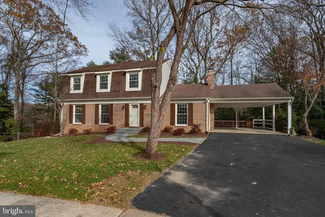 10824 James Halley Drive, FAIRFAX, VA 22032 (#VAFX1168766) :: AJ Team Realty