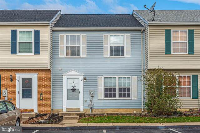 411 Old Oak Place, THURMONT, MD 21788 (#MDFR274290) :: The Vashist Group