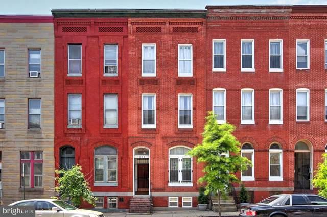1628 N Calvert Street, BALTIMORE, MD 21202 (#MDBA532074) :: Great Falls Great Homes