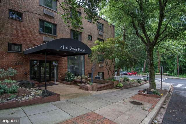 4114 Davis Place NW #105, WASHINGTON, DC 20007 (#DCDC497620) :: Revol Real Estate