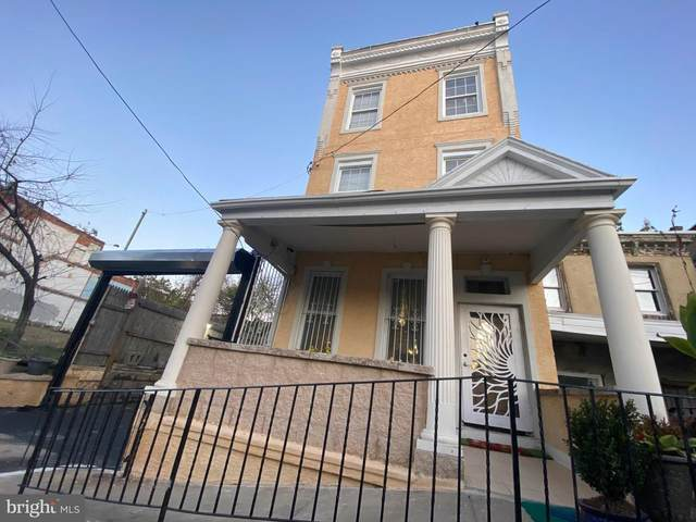 3627 N 17TH Street, PHILADELPHIA, PA 19140 (#PAPH964484) :: Better Homes Realty Signature Properties