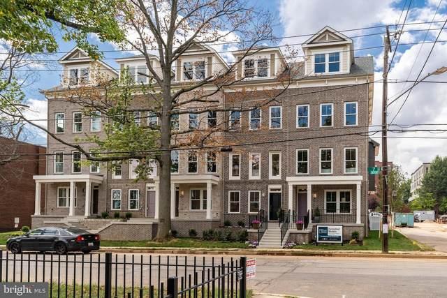 3026 7TH Street NE, WASHINGTON, DC 20017 (#DCDC497642) :: SURE Sales Group