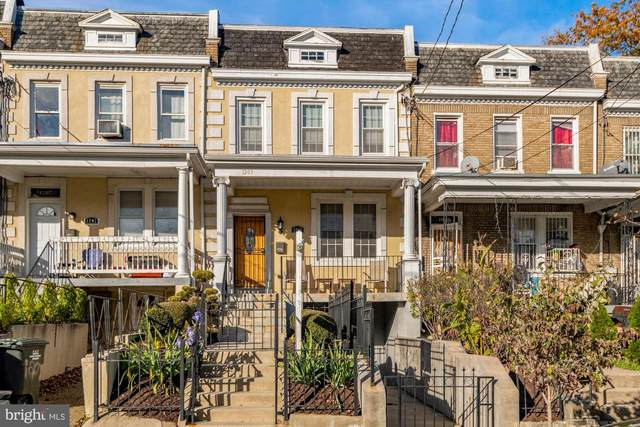 1205 Ingraham Street NW, WASHINGTON, DC 20011 (#DCDC497644) :: SURE Sales Group