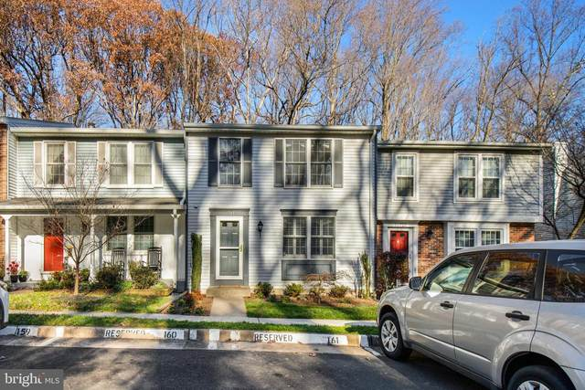 11724 Mossy Creek Lane, RESTON, VA 20191 (#VAFX1168798) :: The Redux Group