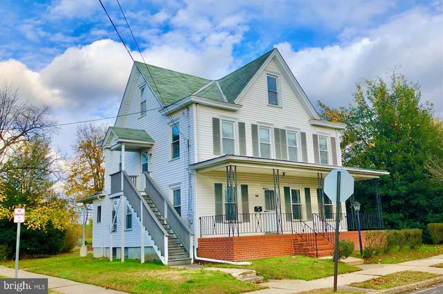 201 E 2ND Street, FLORENCE, NJ 08518 (#NJBL387084) :: The Dailey Group