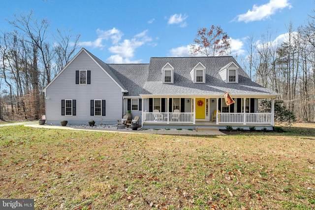 100 Lester Graves Lane, FREDERICKSBURG, VA 22406 (#VAST227426) :: Dart Homes