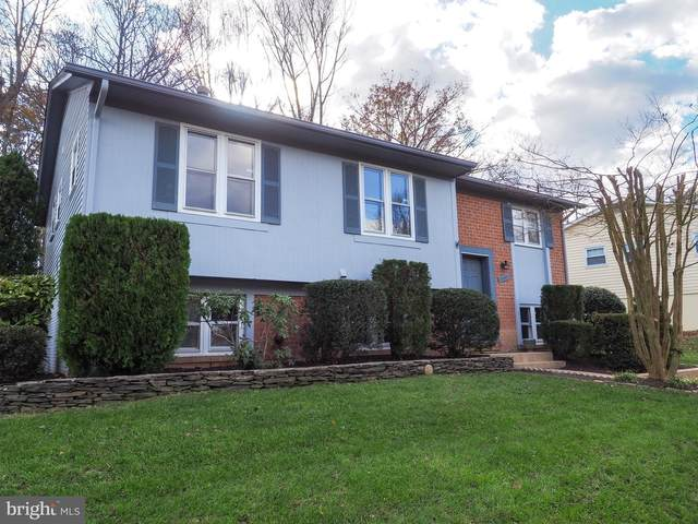 12691 Greenhall Drive, WOODBRIDGE, VA 22192 (#VAPW510186) :: The Miller Team