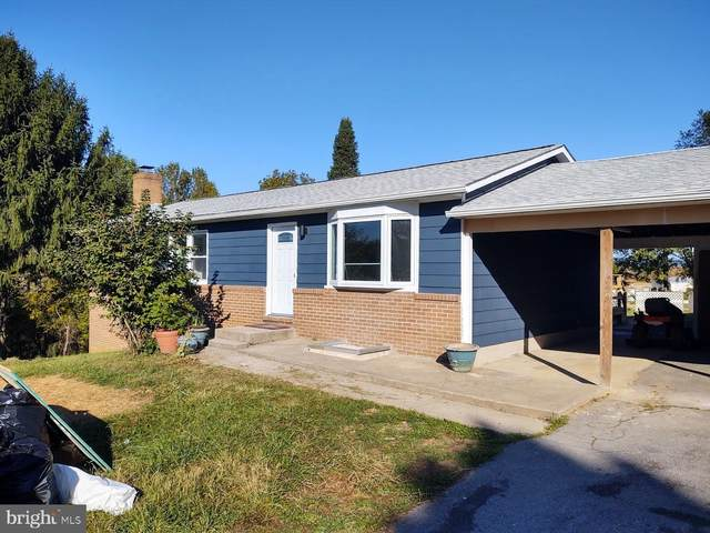 3592 Colebrook Court, MIDDLETOWN, MD 21769 (#MDFR274300) :: Jim Bass Group of Real Estate Teams, LLC