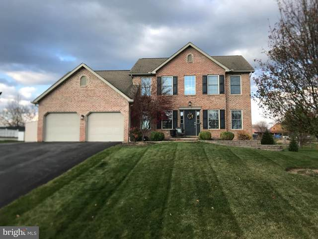1337 Hunters Chase Road, CHAMBERSBURG, PA 17202 (#PAFL176730) :: The Redux Group