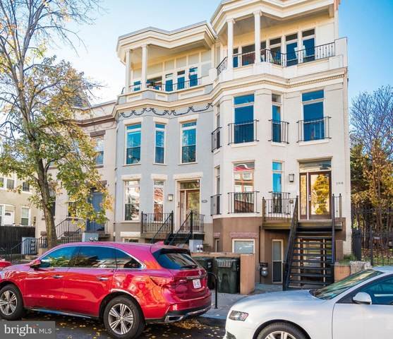 2514 17TH Street NW #1, WASHINGTON, DC 20009 (#DCDC497688) :: Better Homes Realty Signature Properties