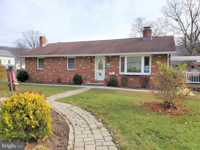 13380 Heather Street, CUMBERLAND, MD 21502 (#MDAL135882) :: Gail Nyman Group