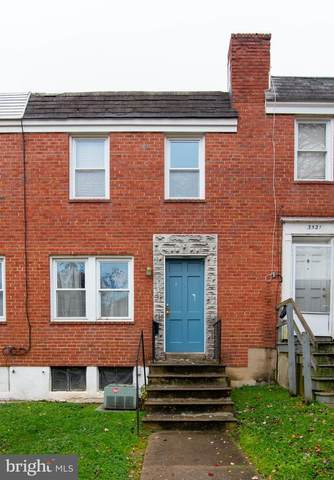 3523 Woodstock Avenue, BALTIMORE, MD 21213 (#MDBA532112) :: The Sky Group