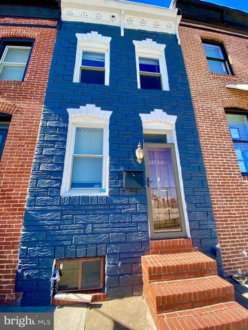 1144 Cooksie Street, BALTIMORE, MD 21230 (#MDBA532122) :: The Dailey Group