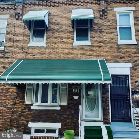 1434 S Paxon Street, PHILADELPHIA, PA 19143 (#PAPH964638) :: Colgan Real Estate